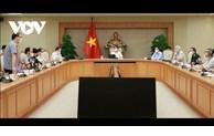 政府副总理武德儋主持召开有关新冠肺炎疫苗试验的会议