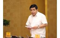 越南计划与投资部拟于10月份向政府提交经济复苏提案
