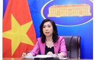 越南外交部发言人:越南愿同中国分享加入CPTPP的有关信息和经验