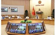 越南政府总理范明正:疫情防控不可掉以轻心 急于开放经营活动