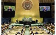 国家主席阮春福:加强全球合作提高卫生系统的韧性能力
