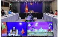 越南国家副主席武氏映春出席第三届亚欧妇女论坛
