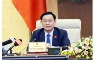 越南国会主席向摩洛哥新任参议院议长众议院议长致贺电