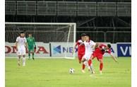 U23足球友谊赛:越南队大胜吉尔吉斯斯坦队
