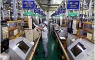 胡志明市各工业园区内1300家企业实现复工复产 到岗人数约23万人