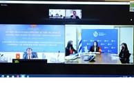 越南与乌拉圭经贸与投资合作混合委员会第二次会议举行