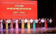 越南戏剧艺术家协会隆重举办纪念越南话剧艺术100周年系列活动