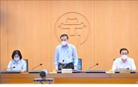 河内市实施安全、灵活适应,有效控制新冠肺炎疫情措施