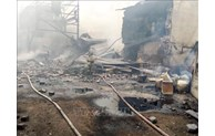 俄工厂爆炸和火灾事故造成17人死亡