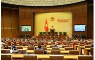 越南第十五届国会第二次会议讨论各部重要法案