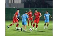 2022年世界杯亚洲地区预选赛第三轮:越南队做好与中国队交锋的准备