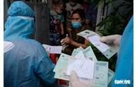 新西兰和瑞士驻越大使馆向胡志明市外省特困滞留务工人员提供人道援助资金