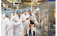 10·13越南企业家日:范明正总理致信祝贺越南企业