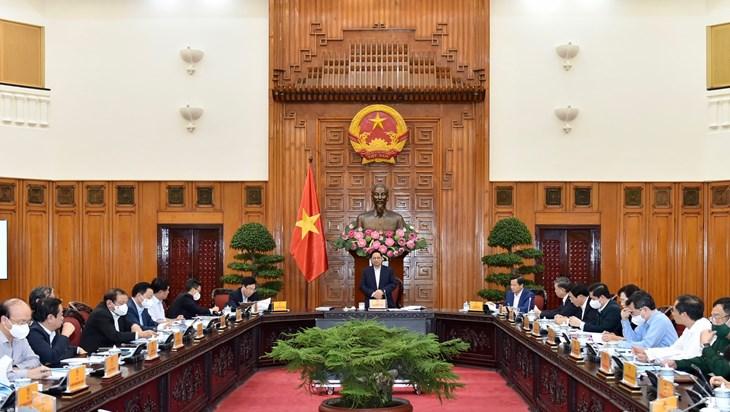 范明正总理:要确保社会经济复苏与发展计划的可行性和有效性
