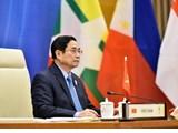 第38届东盟峰会:越南政府总理范明正提出东盟重点关注的两大核心内容