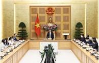 越南政府总理范明正会见联合国各组织常驻越南首席代表