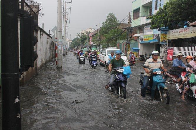 Thành phố Hồ Chí Minh cần hơn 73.000 tỉ đồng để chống ngập nước