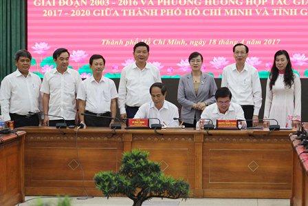 TP Hồ Chí Minh – Gia Lai: Cần tổ chức ngay hội nghị xúc tiến đầu tư và mở rộng ra các tỉnh Tây Nguyên
