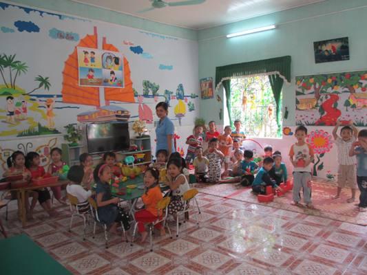 Phòng, chống dịch cúm A (H7N9) trong trường học