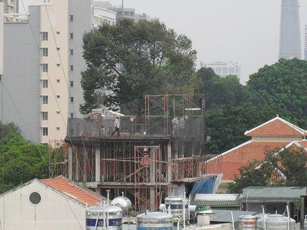Thành phố Hồ Chí Minh sẽ rút ngắn 2/3 thời gian cấp phép xây dựng