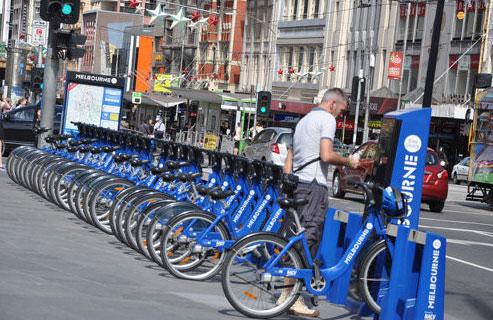 TP Hồ Chí Minh sẽ thí điểm dịch vụ xe đạp công cộng
