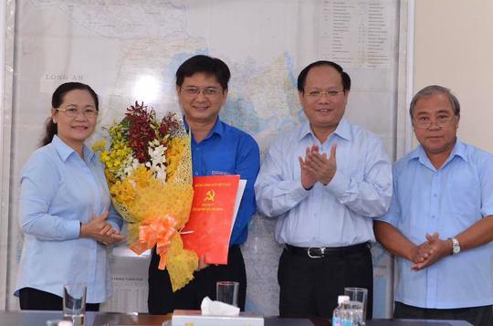 Nhân sự mới tại Thành phố Hồ Chí Minh