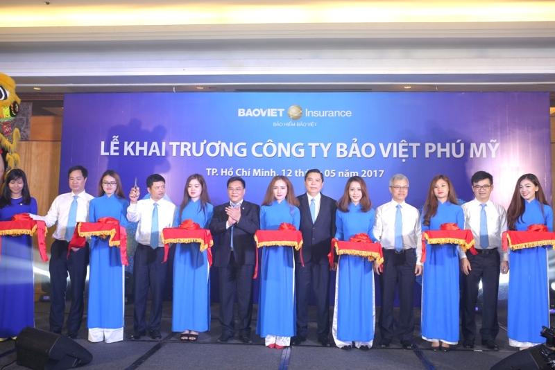 Bảo hiểm Bảo Việt mở rộng chuỗi mạng lưới hoạt động tại TP Hồ Chí Minh