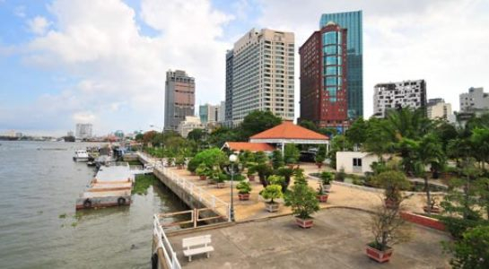 Hoàn thiện quy hoạch chi tiết khu Công viên Cảng Bạch Đằng