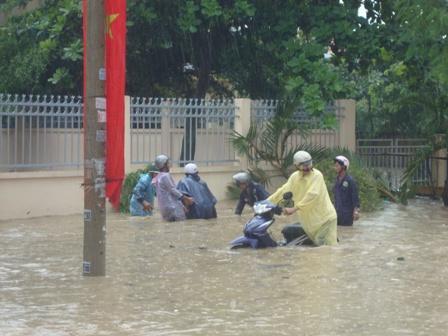 TP.Hồ Chí Minh tập trung xử lý ngập úng khi mùa mưa đến