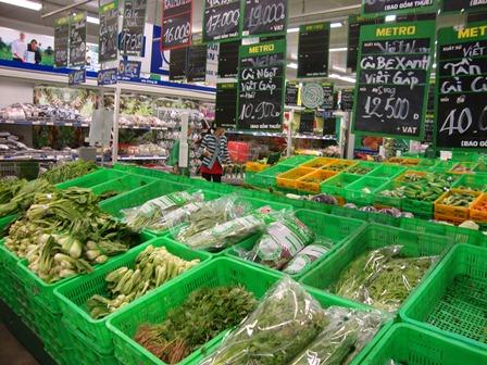 Người tiêu dùng an tâm với thực phẩm được truy xuất nguồn gốc