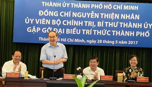 Thành phố Hồ Chí Minh: Cần phát huy vai trò to lớn của đội ngũ trí thức