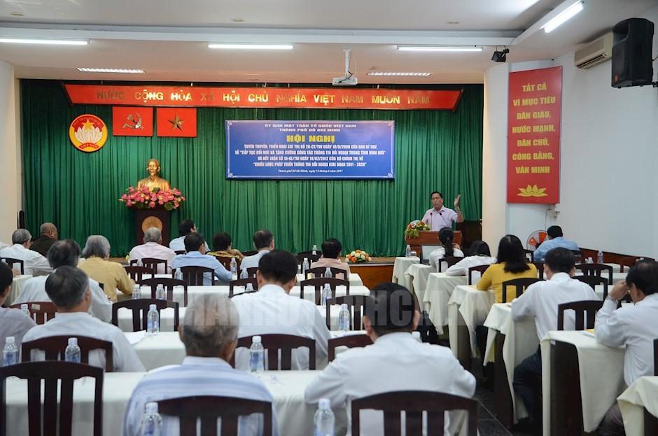 TP Hồ Chí Minh: Nâng cao hiệu quả công tác thông tin đối ngoại trong tình hình mới