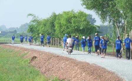 TP Hồ Chí Minh dồn sức xây dựng nông thôn mới