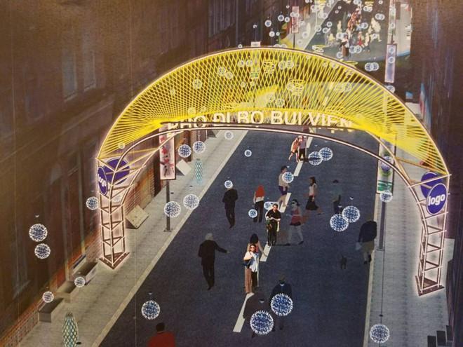 TP Hồ Chí Minh sẽ khai trương phố đi bộ Bùi Viện vào ngày 15/7