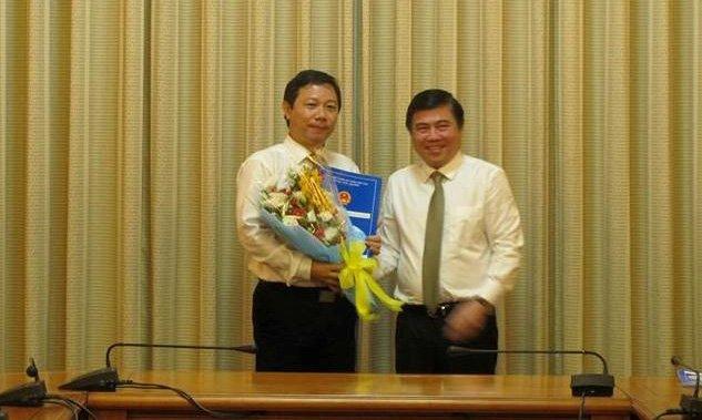 Bổ nhiệm Giám đốc Sở Thông tin và Truyền thông TP Hồ Chí Minh