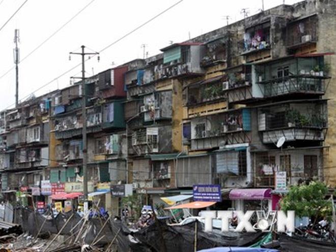 TP Hồ Chi Minh sẽ kiểm định các chung cư cũ xây dựng trước năm 1975 trên địa bàn