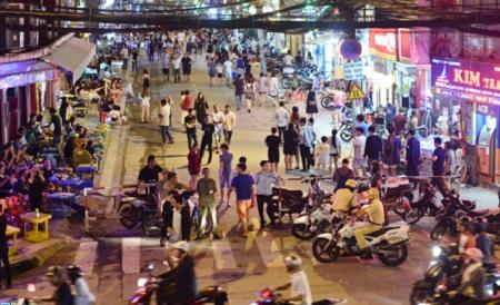 TP Hồ Chí Minh sẽ khai trương phố đi bộ thứ hai vào ngày 19/8