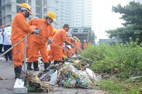 TP.Hồ Chí Minh đẩy mạnh công tác bảo vệ môi trường