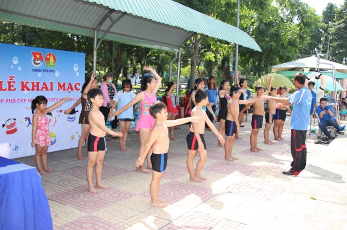 Thành phố Hồ Chí Minh: 65,64% thiếu nhi tham gia sinh hoạt hè