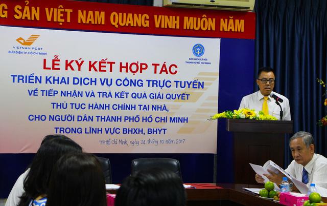 TP.Hồ Chí Minh triển khai làm thủ tục bảo hiểm xã hội trực tuyến