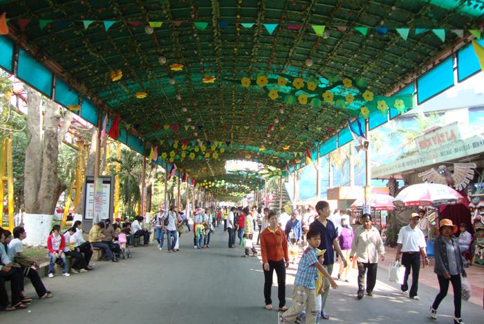 TP.Hồ Chí Minh tập trung phát triển du lịch