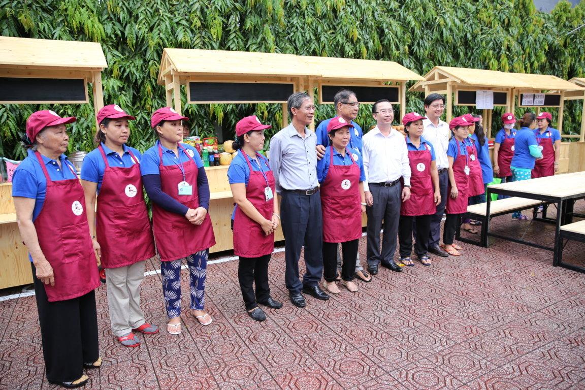 TP.Hồ Chí Minh đưa thêm phố hàng rong thứ 2 vào hoạt động