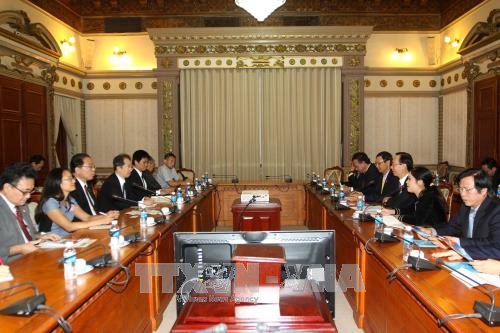 Thành phố Hồ Chí Minh và tỉnh Yamanashi, Nhật Bản tăng cường kết nối hợp tác