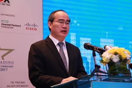 Đồng chí Nguyễn Thiện Nhân: Muốn thực hiện đô thị thông minh phải ứng dụng công nghệ thông tin