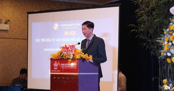 Thành phố Hồ Chí Minh tổ chức Hội nghị xúc tiến đầu tư năm 2017