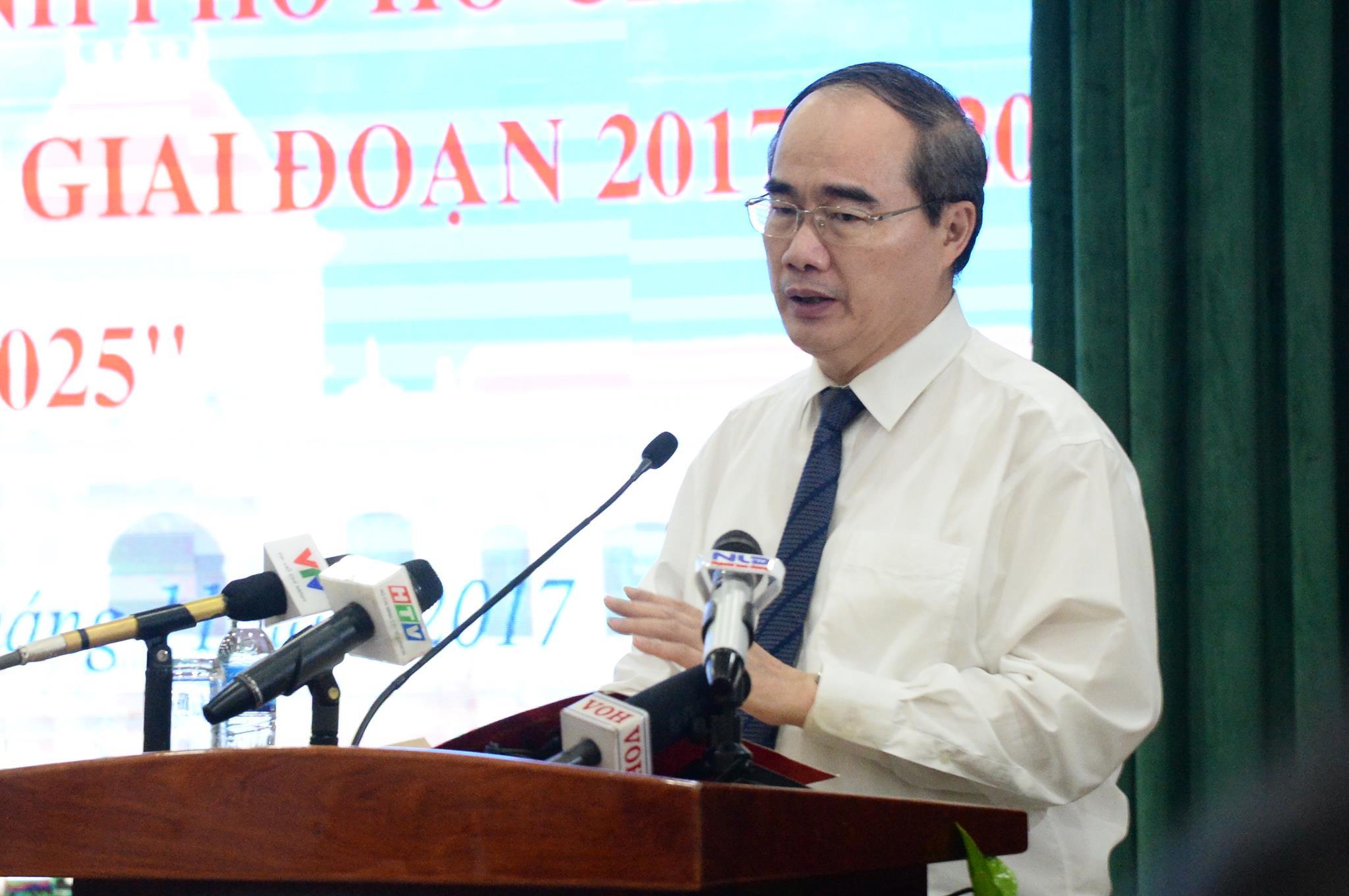Công bố Đề án xây dựng TP.Hồ Chí Minh trở thành đô thị thông minh