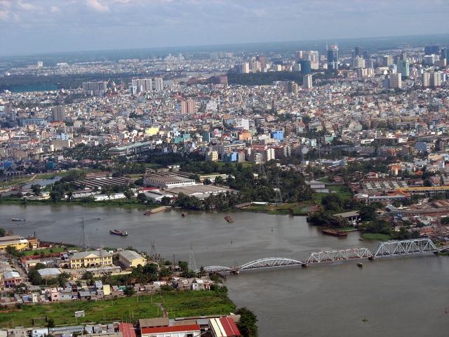Đô thị thông minh giúp TP.Hồ Chí Minh phát triển trên nhiều lĩnh vực