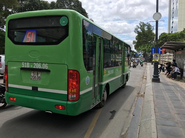 TP.Hồ Chí Minh tập trung phát triển giao thông công cộng