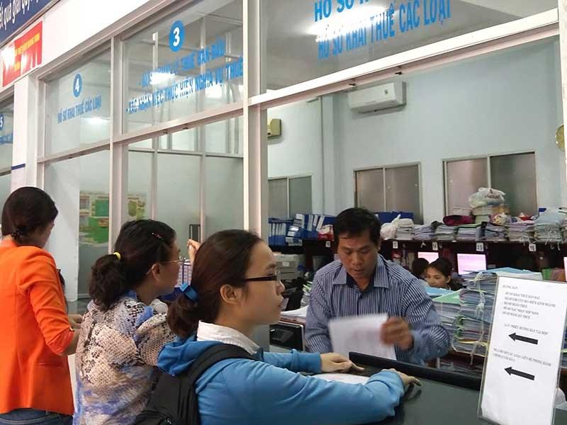 Thực hiện liên thông nhóm thủ tục đăng ký hộ kinh doanh và đăng ký thuế