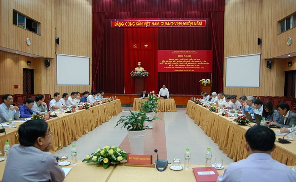 Chuyển biến trong xây dựng, chỉnh đốn Đảng ở TP. Hồ Chí Minh